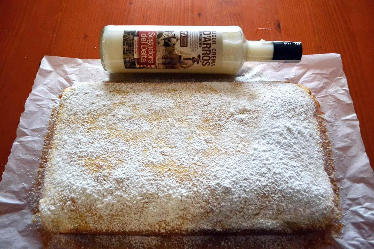 Coc de licor de crema d'arròs Segadors del Delta