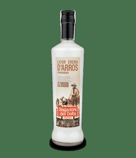 Licor de crema d'arròs 50 cl.